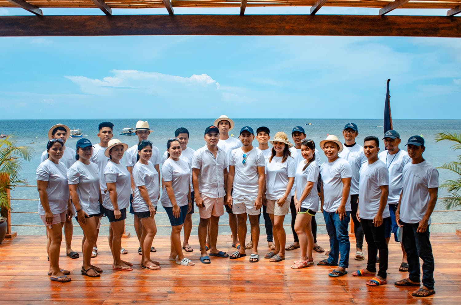 Bawbawon-beach-resort-team